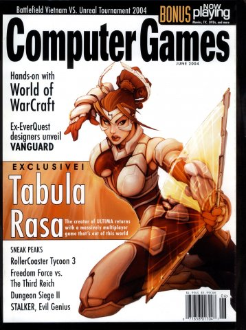 Computer Games Issue 163 (June 2004)