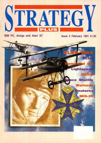 Strategy Plus Issue 05 (February 1991)