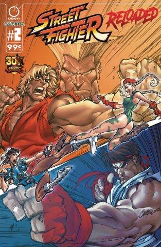 Street Fighter Reloaded 02