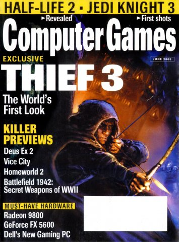 Computer Games Issue 151 (June 2003)