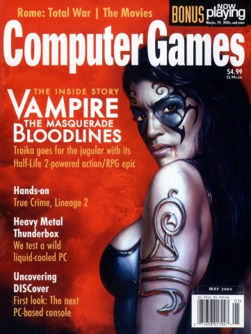 Computer Games Issue 162 (May 2004)