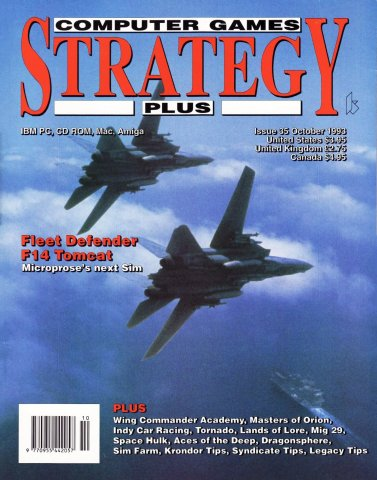Computer Games Strategy Plus Issue 035 (October 1993)