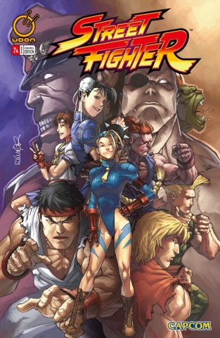 Street Fighter Vol.1 007 (April 2004) (cover a)