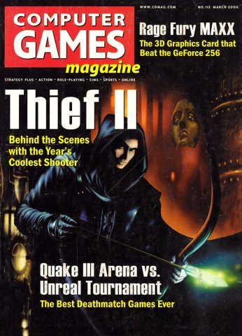 Computer Games Magazine Issue 112 (March 2000)