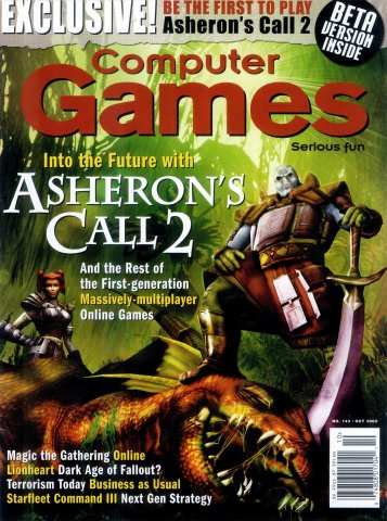 Computer Games Issue 143 (October 2002)
