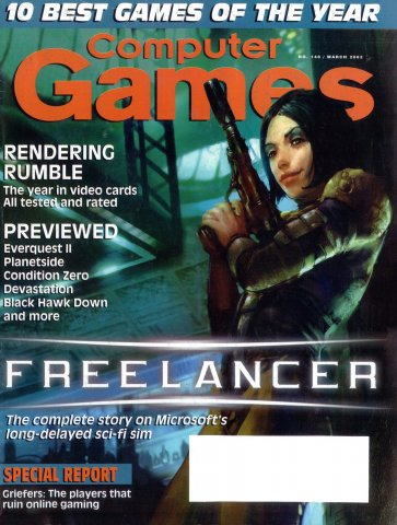 Computer Games Issue 148 (March 2003)