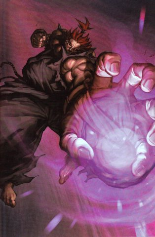 Street Fighter Vol.1 006 (February 2004) (Power Cell variant)