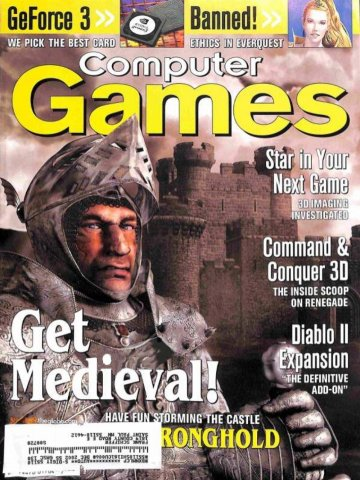 Computer Games Issue 130 (September 2001)