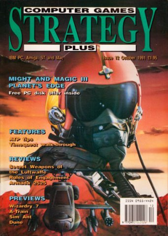 Computer Games Strategy Plus Issue 012 (October 1991) (UK edition)