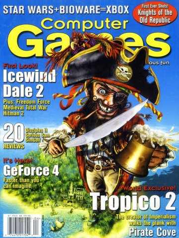 Computer Games Issue 137 (April 2002)