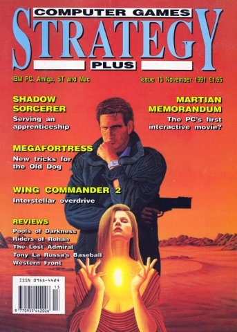 Computer Games Strategy Plus Issue 013 (November 1991) (UK edition)
