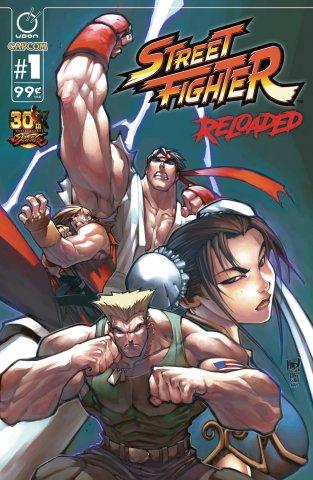 Street Fighter Reloaded 01