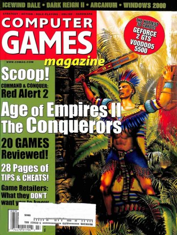 Computer Games Magazine Issue 116 (July 2000)