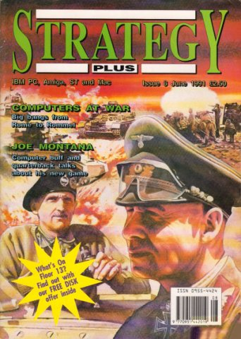 Strategy Plus Issue 08 (June 1991)