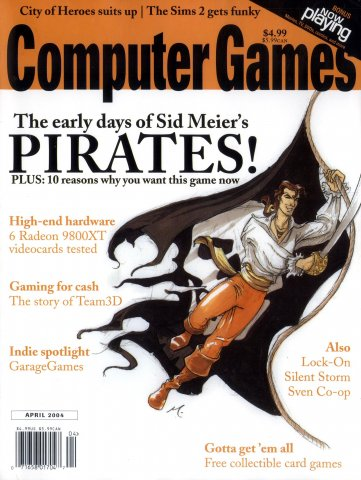 Computer Games Issue 161 (April 2004)