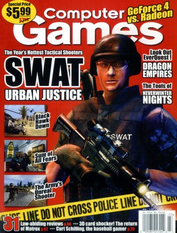 Computer Games Issue 140 (July 2002)