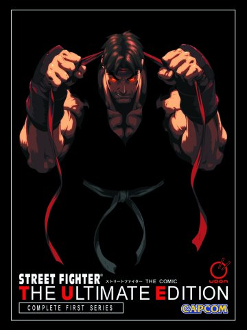 Street Fighter - The Ultimate Edition (new edition)