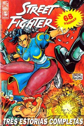 Street Fighter (Editora Escala - Brazil)