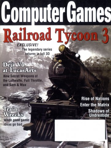 Computer Games Issue 150 (May 2003)