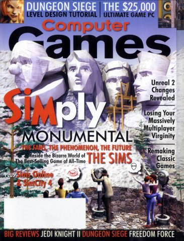 Computer Games Issue 139 (June 2002)