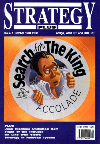 Strategy Plus Issue 01 (October 1990)