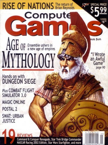 Computer Games Issue 138 (May 2002)
