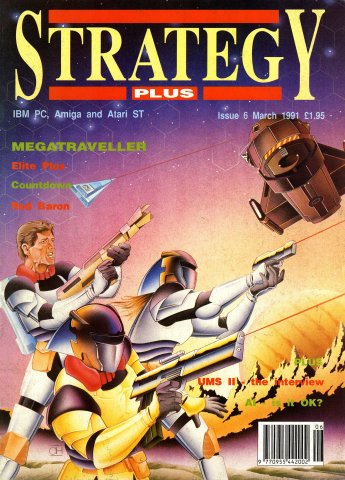 Strategy Plus Issue 06 (March 1991)