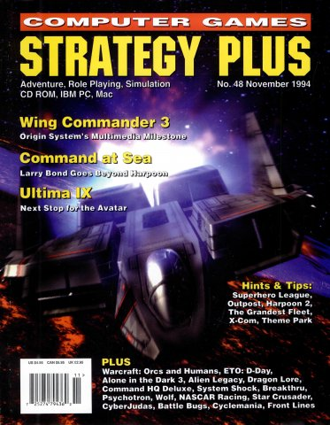 Computer Games Strategy Plus Issue 048 (November 1994)