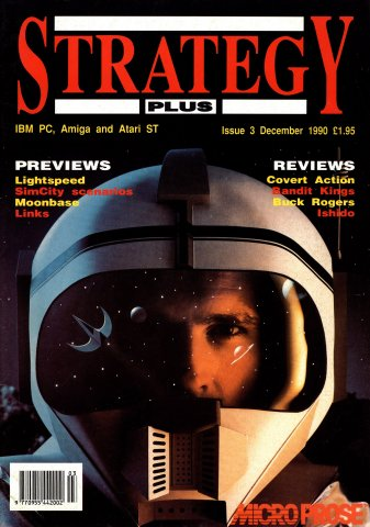 Strategy Plus Issue 03 (December 1990)