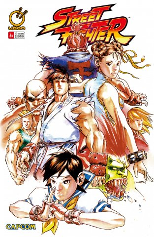 Street Fighter Vol.1 006 (February 2004) (cover b)