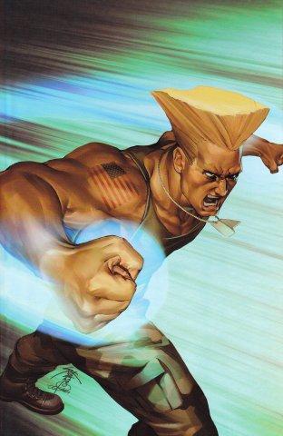 Street Fighter Vol.1 004 (December 2003) (Jo Chen virgin variant)