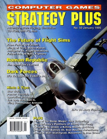 Computer Games Strategy Plus Issue 050 (January 1995)