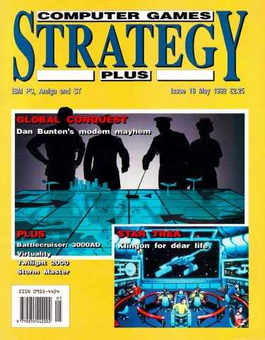 Computer Games Strategy Plus Issue 018 (May 1992)