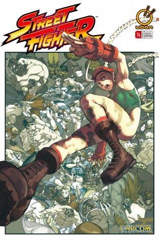 Street Fighter Vol.1 007 (April 2004) (cover b)