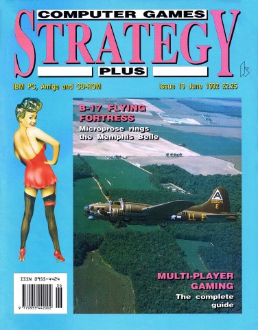 Computer Games Strategy Plus Issue 019 (June 1992) (UK edition)