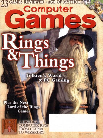 Computer Games Issue 146 (January 2003)