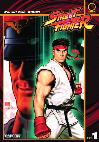 Street Fighter TPB Vol.1 Round One: Fight! (2nd print)