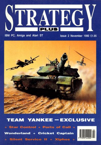 Strategy Plus Issue 02 (November 1990)