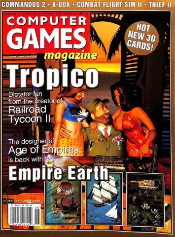 Computer Games Magazine Issue 115 (June 2000)