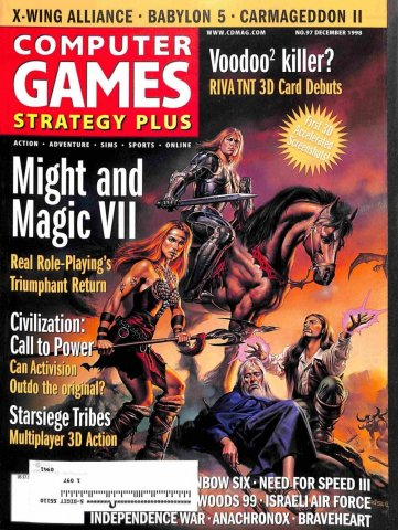 Computer Games Strategy Plus Issue 097 (December 1998)