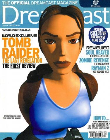 Official Dreamcast Magazine 06 (April 2000)