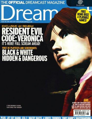 Official Dreamcast Magazine 08 (June 2000)