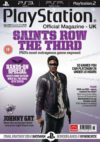Playstation Official Magazine UK 063 (November 2011)