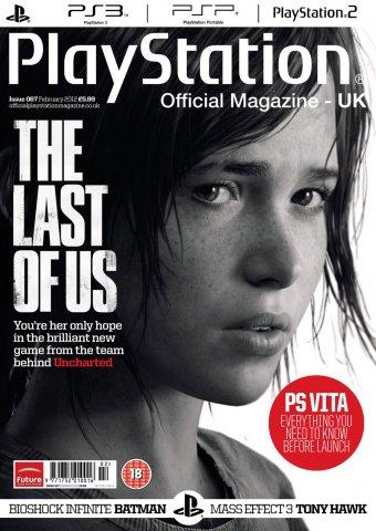 Playstation Official Magazine UK 067 (February 2012)