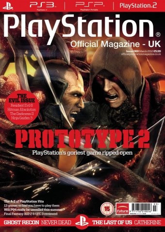 Playstation Official Magazine UK 068 (March 2012)