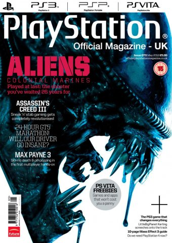 Playstation Official Magazine UK 070 (May 2012)