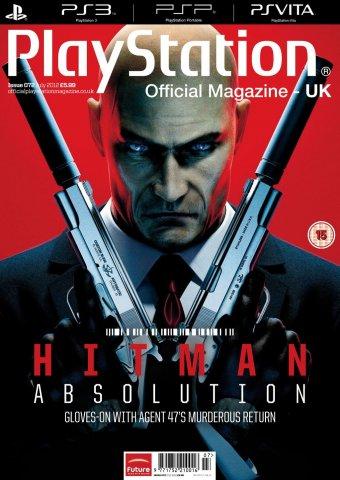 Playstation Official Magazine UK 072 (July 2012)