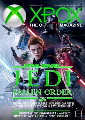 XBOX The Official Magazine Issue 183 (December 2019)