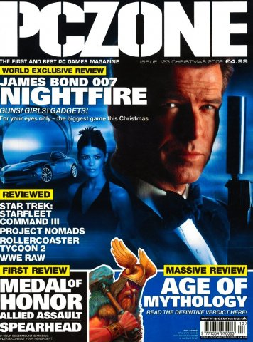 PC Zone Issue 123 (Xmas 2002)