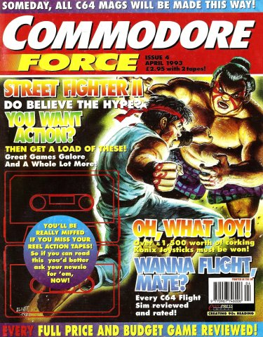 Commodore Force 04 (April 1993)